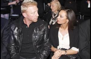 Boris Becker inséparable... de sa sublime petite amie !