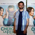 """William Lebghil - Avant-première du film """"Cherchez La Femme"""" au cinéma UGC Ciné Cité Les Halles à Paris, France, le 26 juin 2017. © Giancarlo Gorassini/Bestimage"""