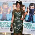 """Camélia Jordana - Avant-première du film """"Cherchez La Femme"""" au cinéma UGC Ciné Cité Les Halles à Paris, France, le 26 juin 2017. © Giancarlo Gorassini/Bestimage"""