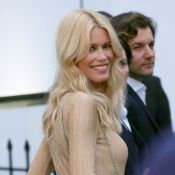 Claudia Schiffer : Radieuse et fan d'art au côté de Brooklyn Beckham