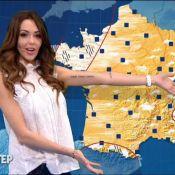 Nabilla, nouvelle Miss météo déjantée pour TF1 ? Elle fait un carton !