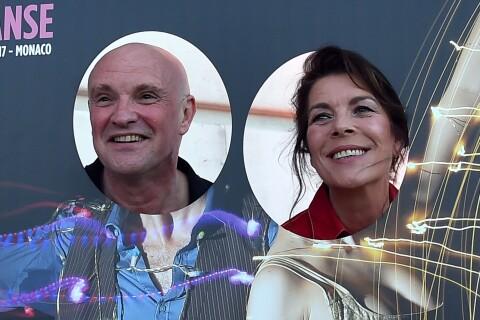Caroline de Hanovre et Albert de Monaco dans la fièvre dansante en pleine ville
