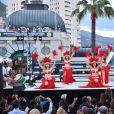 Image de la 1ère F(ê)aites de la Danse à Monaco le 1er juillet 2017. © Bruno Bebert/Bestimage