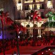 Image durant la 1ère F(ê)aites de la Danse sur la Place du Casino à Monaco le 1er juillet 2017.  © Claudia Albuquerque/Bestimage