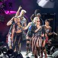 La chanteuse Pink en concert au Henry Maier Festival Park à Milwaukee. Le 2 juillet 2017 © Daniel DeSlover / Zuma Press / Bestimage