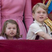 George et Charlotte de Cambridge : Parés pour un nouveau voyage !