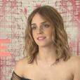 Rencontre avec Emma Watson pour le film The Circle - juillet 2017
