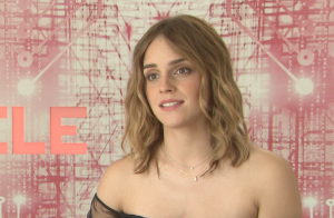 Emma Watson : Réseaux sociaux, droits des femmes. Elle répond à nos questions