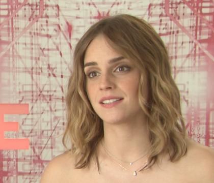 Emma Watson : Réseaux sociaux, droits des femmes... Elle répond à nos questions