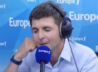 """Thomas Sotto, les larmes aux yeux pour ses adieux : """"Europe 1, c'est ma vie..."""""""