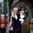 Britney Spears avec ses enfants