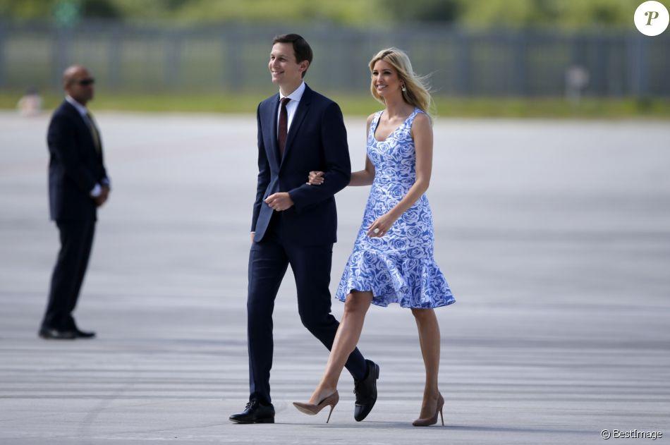 Ivanka Trump occupe brièvement le siège de son père en plein G20