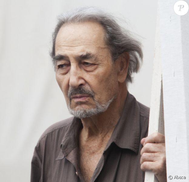 Jean-Pierre Bernard en 2011 à Ramatuelle en France.