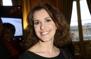 Fanny Agostini, émue pour ses adieux à BFMTV :