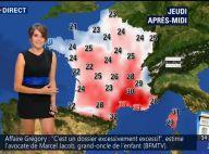 """Fanny Agostini, émue pour ses adieux à BFMTV : """"C'est la toute dernière météo..."""""""