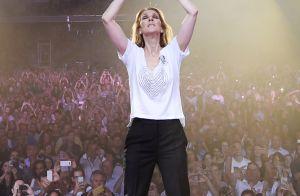 Céline Dion bouleversante à Nice : Son hommage aux 86 victimes de l'attentat