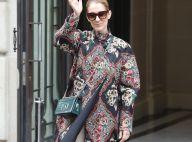Céline Dion en look XXL, son charmant danseur jamais très loin