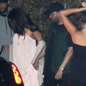 Selena Gomez et The Weeknd : Dîner branché à Malibu, Scott Disick de la partie