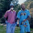 """Tyler, The Creator et A$AP Rocky dans """"Who Dat Boy"""". Juin 2017."""