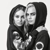 Lily-Rose Depp et Cara Delevingne : Duo renversant pour Chanel
