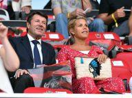 Christian Estrosi et Laura Tenoudji enceinte : Niçois in love devant Bébel