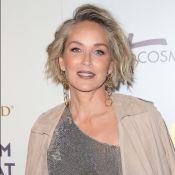 Sharon Stone, 59 ans et ultrasensuelle : La star danse en culotte et cuissardes