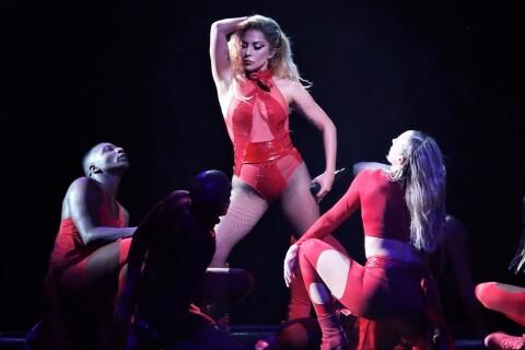 """Lady Gaga en tournée : Premières images du """"Joanne World Tour""""... Magnifique !"""