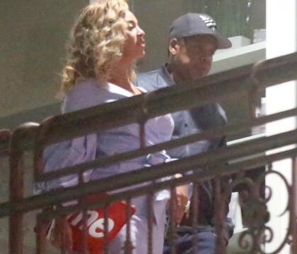 Beyoncé : Sexy avec ses rondeurs post-grossesse pour une soirée avec Jay Z