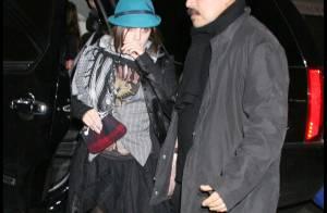 Si la fille de Madonna a des looks d'enfer, son fils, lui, ne se change... jamais !
