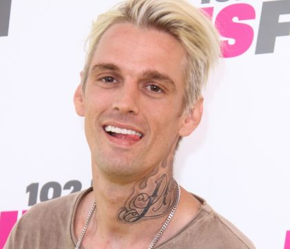 Aaron Carter : Le petit frère de Nick des Backstreet Boys fait son coming-out