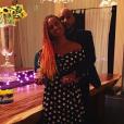 Alicia Keys et Swizz Beatz fêtent leur 7e anniversaire de mariage. Août 2017.