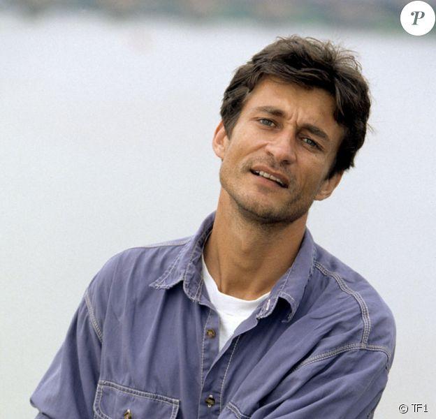 """Gilles Nicolet, gagnant de la toute première saison de """"Koh-Lanta"""" (TF1) en 2001."""