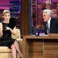 Plus espiègle que jamais, durant le Tonight Show, c'est Drew Barrymore qui mène la danse.