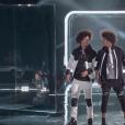 Les Twins remportent l'émission de danse américaine World of Dance le 8 août 2017 sur NBC.
