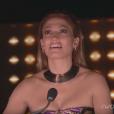 Jennifer Lopez hypnotisée par la prestation des Twins qui remportent l'émission de danse américaine World of Dance le 8 août 2017 sur NBC.