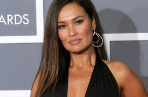 Tia Carrere, Grammy Award du... décolleté le plus vertigineux !