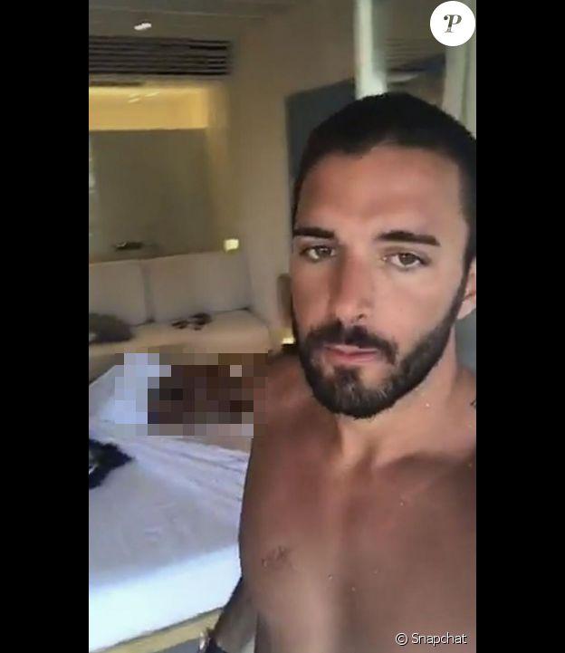 Nabilla, totalement nue sur Snapchat à cause de Thomas Vergara.