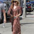 Amy Adams et son mari Darren Le Gallo se promènent à Beverly Hills, le 20 juin 2017.