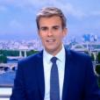 Jean-Baptiste Marteau à la tête du 13h de France 2? le 15 août 2017.