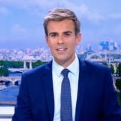 Jean-Baptiste Marteau, le beau gosse de retour dans le 13h de France 2