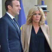 """Brigitte Macron et son amour pour Emmanuel : """"J'ai fait du mal à mes enfants"""""""