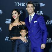 Cristiano Ronaldo : Enceinte, sa chérie Georgina entretient sa jolie silhouette