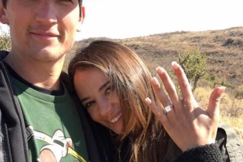 """Miles Teller : Le héros de """"Whiplash"""" s'est fiancé à la jolie Keleigh Sperry"""