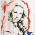 Zoï Laskari à l'affiche du film Les Perles grecques (Oi Thalassies oi Hadres, 1967).