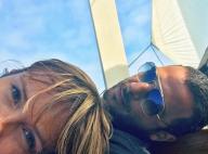 Maxim Nucci et Isabelle Ithurburu : Fous amoureux, ils partagent leur bonheur