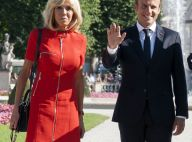 Brigitte Macron : Radieuse aux côtés de son mari pour un mini tour d'Europe