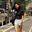 Estelle Chen - Casting pour le défilé Victoria's Secret 2017 à New York. Le 22 août 2017.