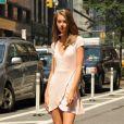 Lauren de Graaf - Casting pour le défilé Victoria's Secret 2017 à New York. Le 22 août 2017.