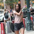 Sofia Resing - Casting pour le défilé Victoria's Secret 2017 à New York. Le 17 août 2017.