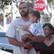 Jesse Williams : Sa femme s'en prend encore à lui, à cause de leurs enfants...